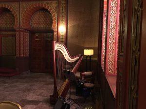 harp at Grand Historic Venue