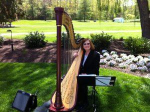 harp at Turf Valley