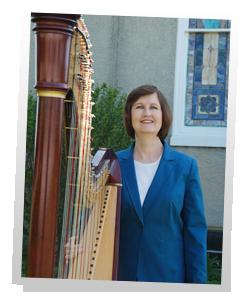 elaine bryant harp shadows harp instructor